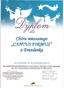 dyp ucz cantus